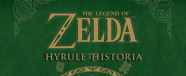 Hyrule Historia Banner