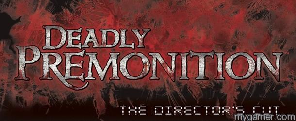 Deadly Premonition Dir Cut