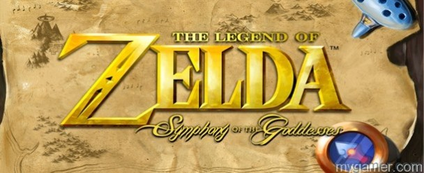 Zelda Symphony of the Goddesses Returns Zelda Symphony of the Goddesses Returns Zelda Smyphony