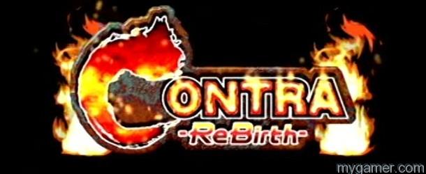 Contra Rebirth Banner