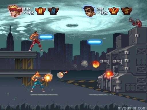 Classic Base Boss Contra Rebirth - Review (WiiWare) Contra Rebirth – Review (WiiWare) Contra Rebirth Base