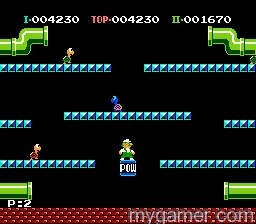 Smash Bros in the making...? Reviving Old Nintendo Franchises on Wii U Reviving Old Nintendo Franchises on Wii U Mario Brothers NES ScreenShot4