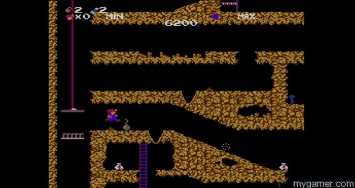 Spelunker Spelunks on Virtual Console... Because It Hates You Spelunker Spelunks on Virtual Console… Because It Hates You Spelunker