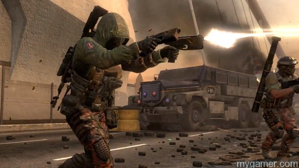 Call of Duty: Black Ops II Vengeance Replacers Gameplay Video