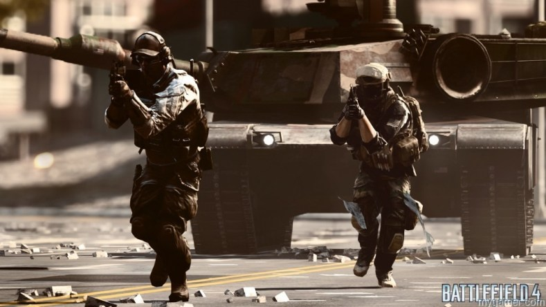 What's New About Battlefield 4? What's New About Battlefield 4? bf41