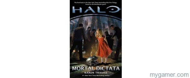 Halo Mortal Dictata Announced for Jan 2014 Release Halo Mortal Dictata Announced for Jan 2014 Release Halo Mortal Dictata Banner