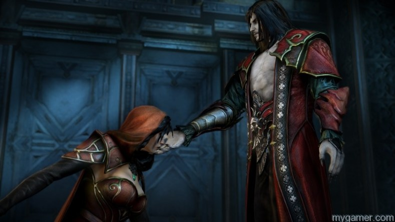 New Castlevania: Lords of Shadow 2 Screens New Castlevania: Lords of Shadow 2 Screens I destroyed you a long time ago