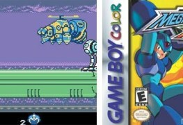Mega Man Xtreme Banner