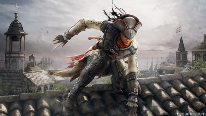Two New Assassin's Creed Games Announced Two New Assassin's Creed Games Announced Assassins Creed 3 Liberation