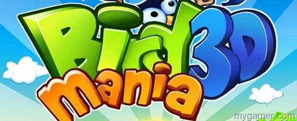 Bird Mania 3D – 3DS eShop Review Bird Mania 3D – 3DS eShop Review Bird Mania Banner