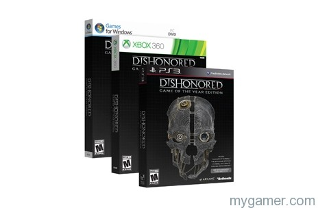 Dishonored GotY Edition Now Available Dishonored GotY Edition Now Available Dishonored GotY