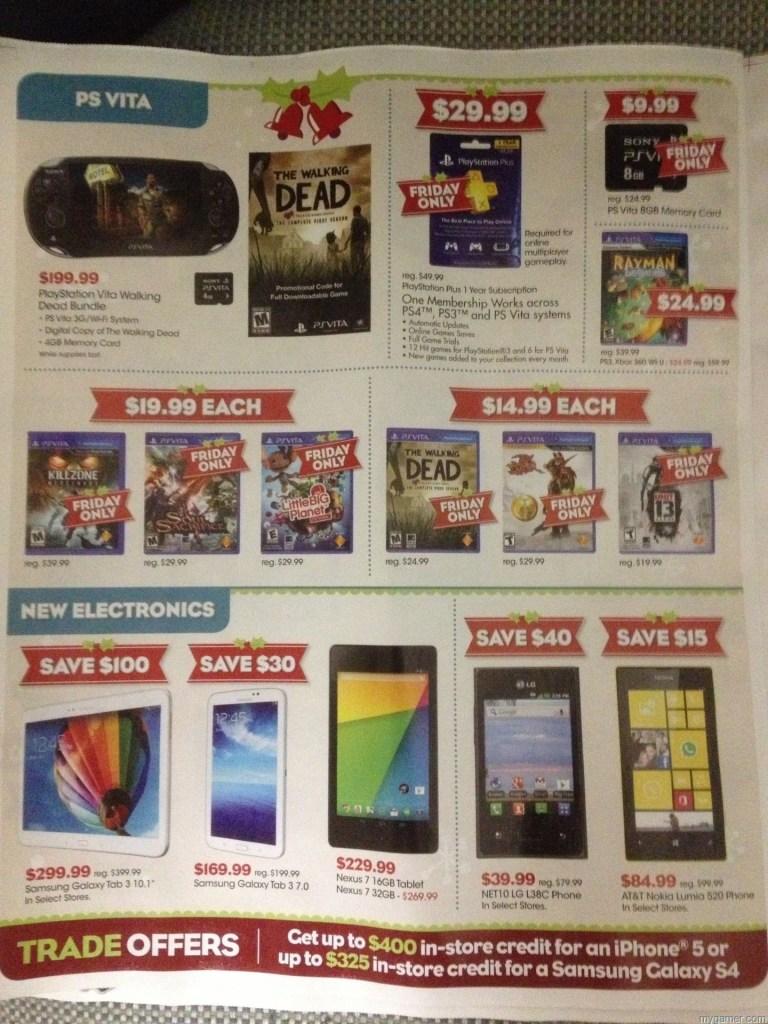 Page10 Gamestop 2013 Black Friday Ad Leaked! Gamestop 2013 Black Friday Ad Leaked! Gamestop Black Friday 2013 10 768x1024