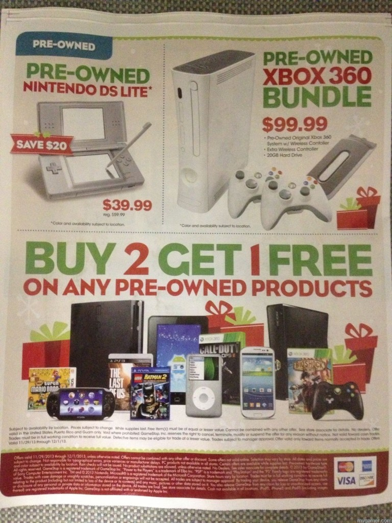 Page5 Gamestop 2013 Black Friday Ad Leaked! Gamestop 2013 Black Friday Ad Leaked! Gamestop Black Friday 2013 5 768x1024