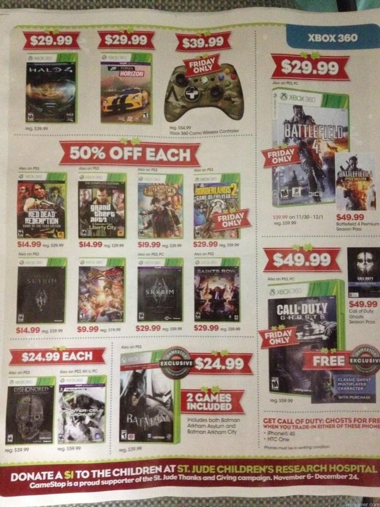 Page7 Gamestop 2013 Black Friday Ad Leaked! Gamestop 2013 Black Friday Ad Leaked! Gamestop Black Friday 2013 7 768x1024