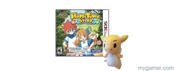 Natsume's Hometown Story Launches on 3DS Natsume's Hometown Story Launches on 3DS Hometown Story coverPlush banner