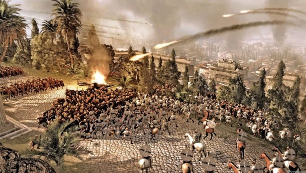 Battles can be massive but very detailed Total War: Rome II (PC) REVIEW Total War: Rome II (PC) REVIEW Total War Rome 2 preview 3 1024x579