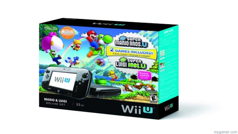 Wii U Bundles Mario and Luigi in time for the holiday Wii U Bundles Mario and Luigi in time for the holiday Wii U Mario Luigi Bundle