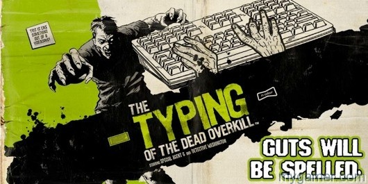 Sega  Launches Typing of the Dead Overkill in time for Halloween Sega  Launches Typing of the Dead Overkill in time for Halloween typingofthedeadoverkill530