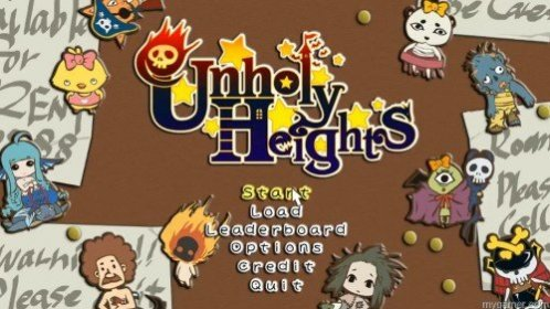 Mygamer Streaming Cast Awesome Blast! Unholy Heights Mygamer Streaming Cast Awesome Blast! Unholy Heights unholyheights e1381972963904
