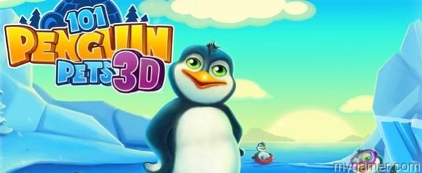 101 Penguin Pets 3D eShop Review 101 Penguin Pets 3D eShop Review 101 Penguin Pets 3D Banner
