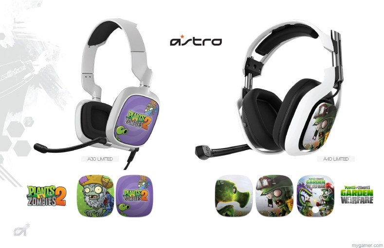 Skullcandy and PopCap Team up to Protect your BRAAAAAINS Skullcandy and PopCap Team up to Protect your BRAAAAAINS Astro Plants Vs Zombie PvZ