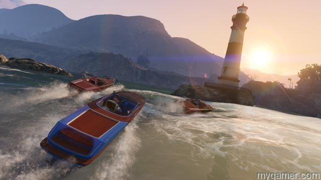 Grand Theft Auto V Beach Bum 3
