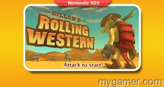Dillons Rolling West 3DS Club Nintendo November 2013 Summary Club Nintendo November 2013 Summary Dillons Rolling West 3DS