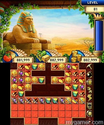 The Egyptian theme is everywhere Jewel Master: Cradle of Egypt 2 3D Review Jewel Master: Cradle of Egypt 2 3D Review Jewel Master Egypt2