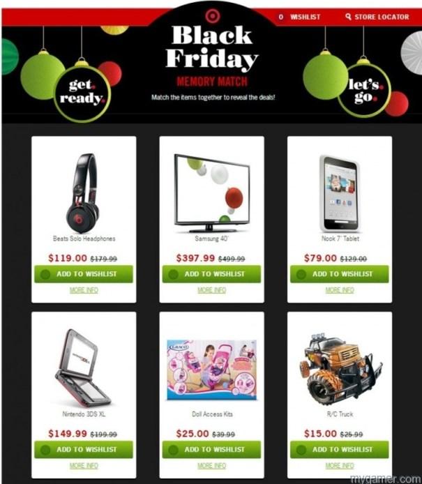 Target Black Fri 13 Target Black Friday 2013 Details Leaked Target Black Friday 2013 Details Leaked Target Black Fri 13