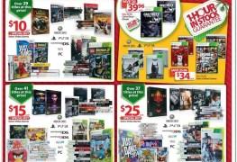 Walmart Black Friday 2013 Ad Leak with gaming highlights Walmart Black Friday 2013 Ad Leak with gaming highlights Walmart Black Fr1 2013