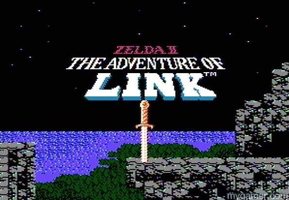 Nintendo eShop Sale on 3DS and Wii U Nintendo eShop Sale on 3DS and Wii U Zelda II Adv of Link Title