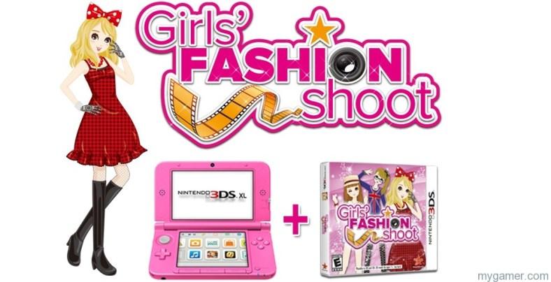 Girls' Fashion Shoot 3DS Review Girls' Fashion Shoot 3DS Review Girls Fashion Shoot Banner