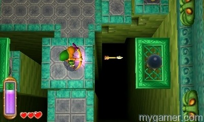 Plenty of puzzles to keep you entertained The Legend of Zelda: A Link Between Worlds 3DS Review The Legend of Zelda: A Link Between Worlds 3DS Review a link between worlds 5