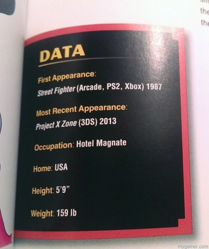 Can you guess which Capcom character this belongs to? Capcom 30th Anniversary Character Encyclopedia Book Review Capcom 30th Anniversary Character Encyclopedia Book Review Capcom Char Enc DATA 860x1024