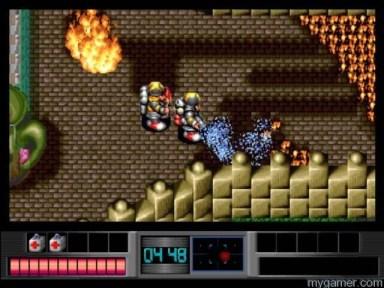 Firemen2 Screen1 MonkeyPaw's Retro Rush Week 3 Sets PSN Ablaze MonkeyPaw's Retro Rush Week 3 Sets PSN Ablaze Firemen2 Screen1