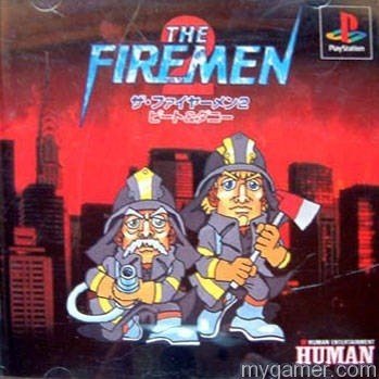 The Firemen 2: Pete And Danny (PSOne Import on PSN) Review The Firemen 2: Pete And Danny (PSOne Import on PSN) Review The Firemen