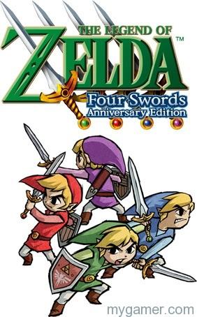 Zelda 4 Swords Zelda Four Swords Anniversary Edition Free on 3DS Superbowl Weekend Only Zelda Four Swords Anniversary Edition Free on 3DS Superbowl Weekend Only Zelda 4 Swords