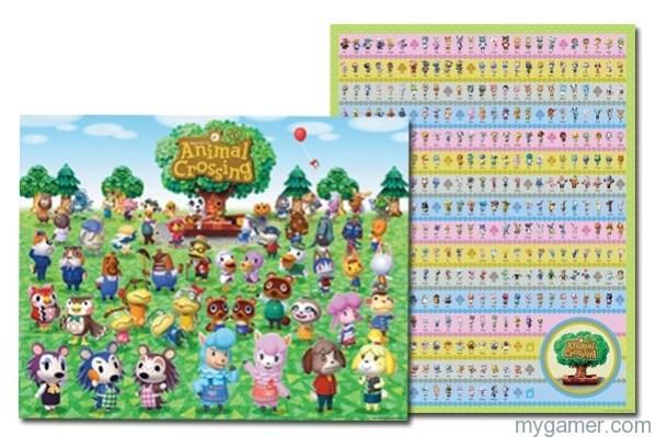 Club Nintendo Offers New Animal Crossing NL 2-Poster Set Club Nintendo Offers New Animal Crossing NL 2-Poster Set ac poster set big 1