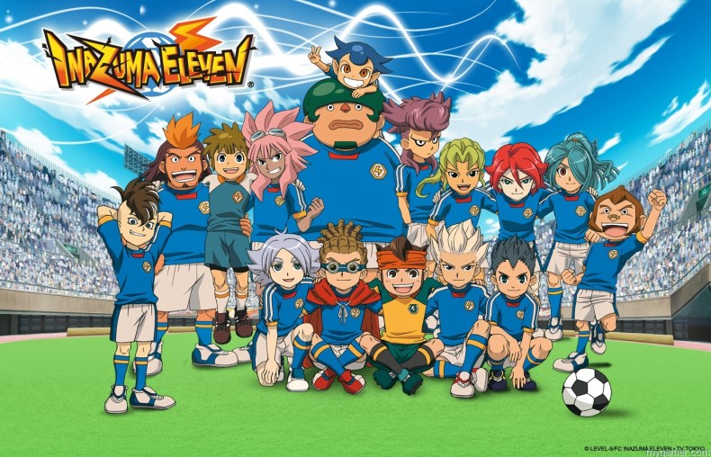 LEVEL-5 Releases Details on US Release of Inazuma Eleven and WEAPON SHOP de OMASSE LEVEL-5 Releases Details on US Release of Inazuma Eleven and WEAPON SHOP de OMASSE Inazuma Eleven