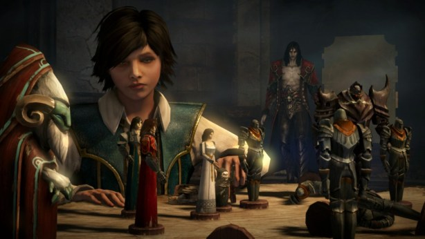 Drac's son plays a bigger role in LoS2 Castlevania: Lords of Shadow 2 Review Castlevania: Lords of Shadow 2 Review Castlevania LoS2 Trevor 1024x576