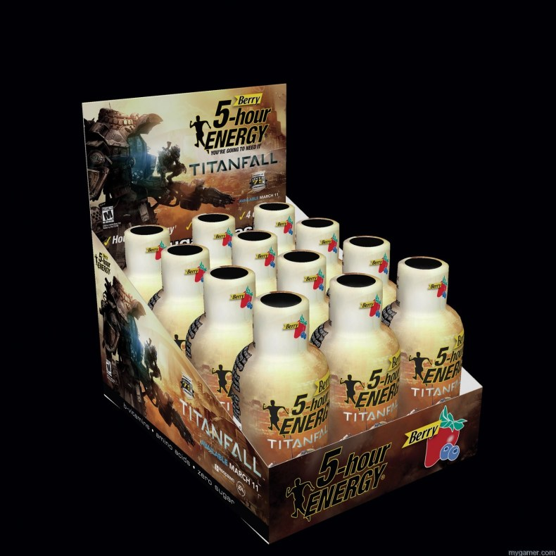 5-Hour Energy Titan Fall Edition 5-Hour Energy Titan Fall Edition Titan Fall 5 Hour Energy