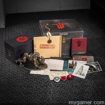 Wolfenstein Pre Order Super Limited Edition Wolfenstein The New Order Collector's Edition Announced Super Limited Edition Wolfenstein The New Order Collector's Edition Announced Wolfenstein Pre Order