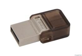 Kingston DataTraveler microDUO USB OTG Flash Drive Review Kingston DataTraveler microDUO USB OTG Flash Drive Review microDuo 64GB 1024x6401