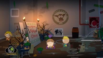 The game looks just like the show South Park: The Stick of Truth Review South Park: The Stick of Truth Review south park   the stick of truth screenshot 3 1024x576