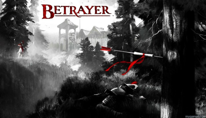 The Betrayer (PC) Review The Betrayer (PC) Review BetrayerLogo