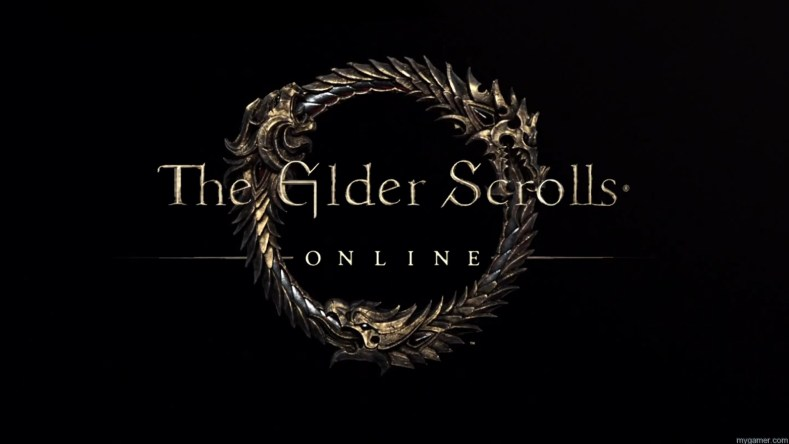 Elder Scrolls Online Logo HD Resolution