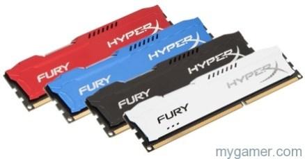 Kingston HyperX FURY RAM Review Kingston HyperX FURY RAM Review hx fury detail