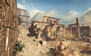 COD Ghosts_Invasion_Pharaoh Environment