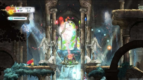 Look. It is purdy. Child of Light (XBLA) Review Child of Light (XBLA) Review Child of Light Screen 1024x576