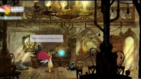 Everything rhymes Child of Light (XBLA) Review Child of Light (XBLA) Review Child of Light dialog 1024x576